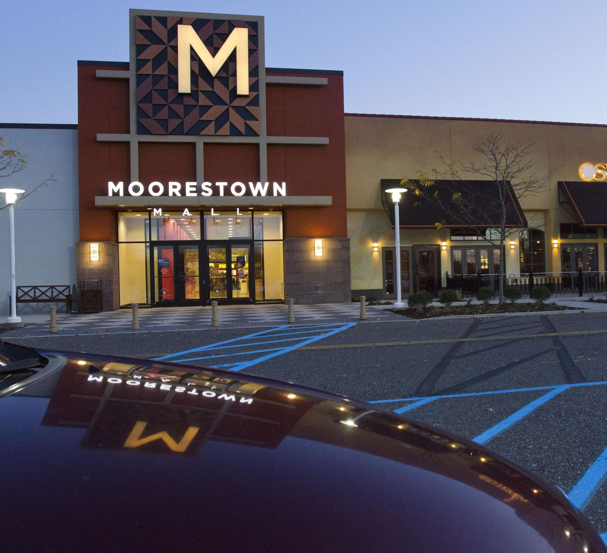 Moorestown Mall is one of the three PREIT malls that will close on Thanksgiving.