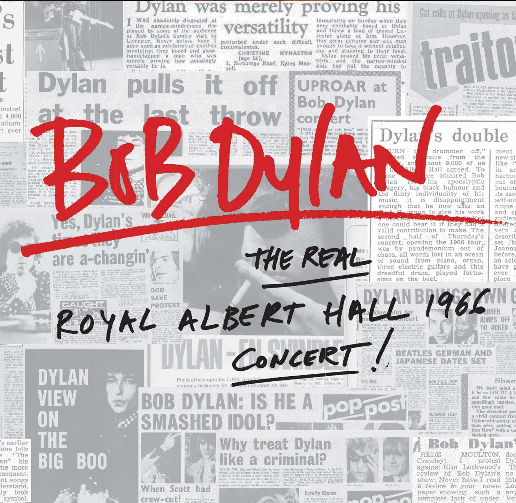 Bob Dylan: The Real Royal Albert Hall 1966 Concert!