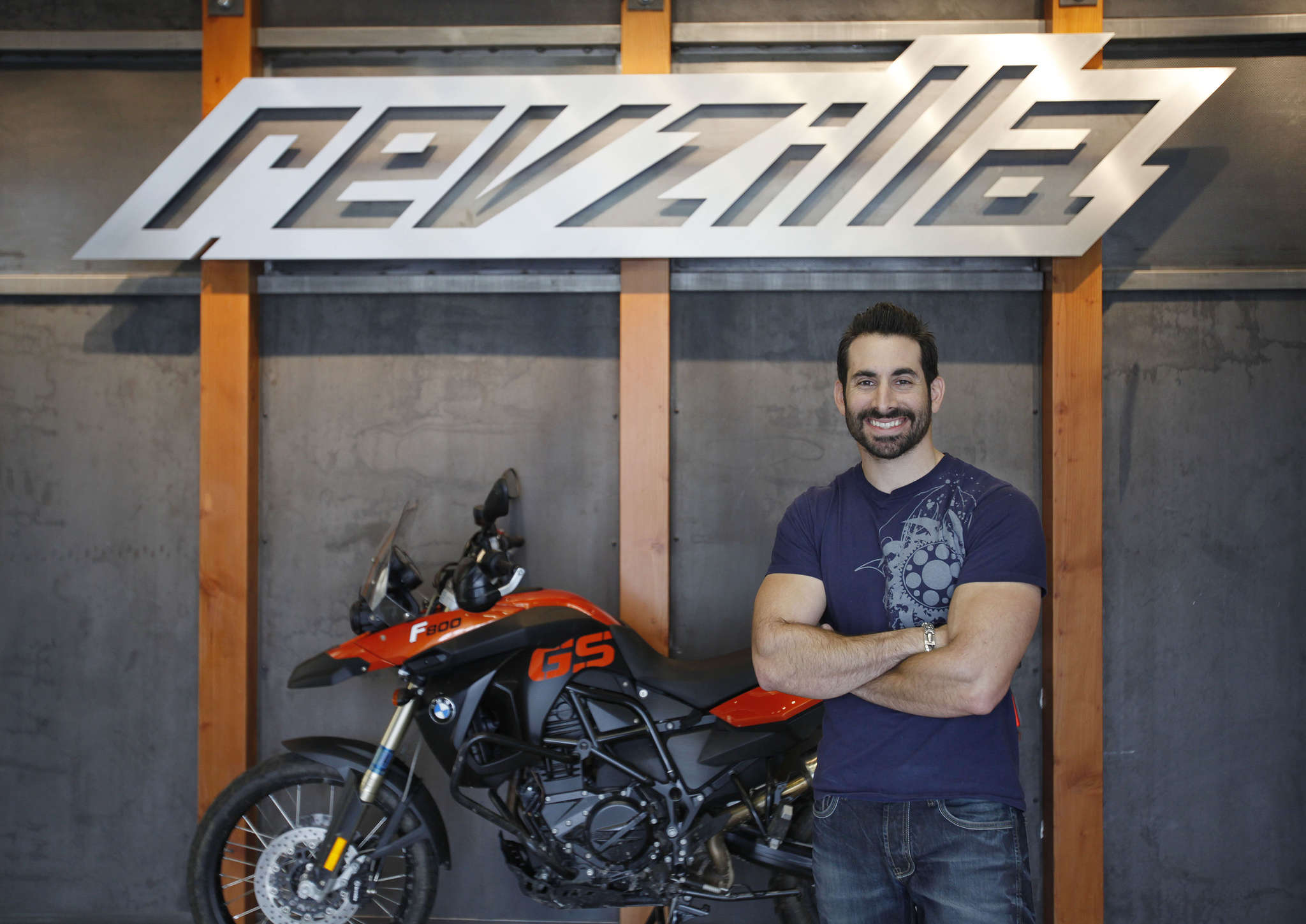 Anthony Bucci helped start motorcycle-gear distributor RevZilla. With an investor on board, he´s bowing out.