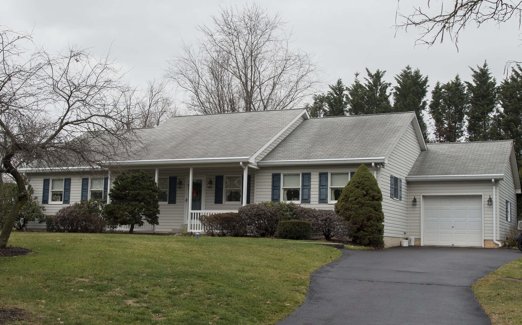 1412 Deer Run Rd. (above) in Hatfield is listed for $335,000.