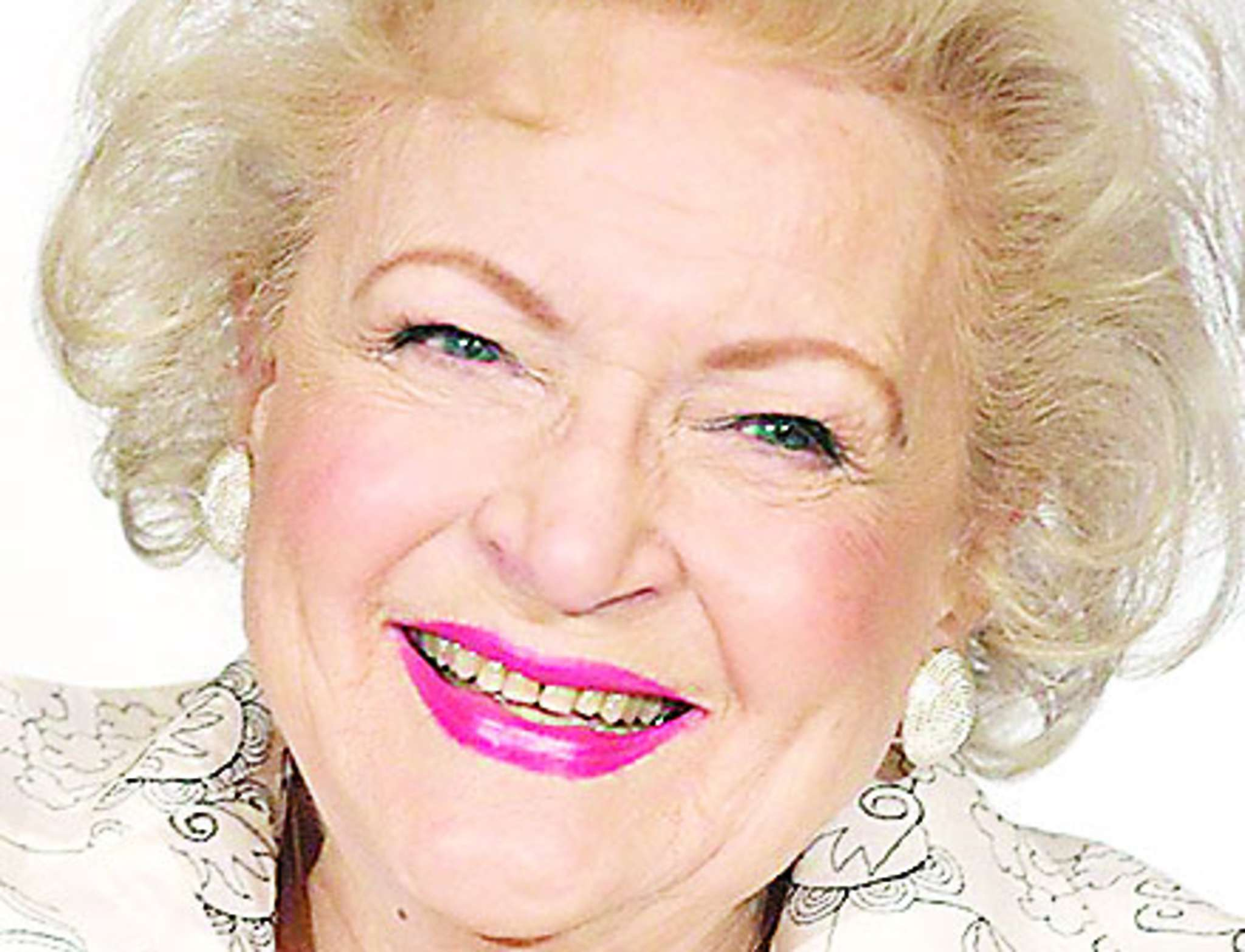 Betty White: Can´t wait until 2017