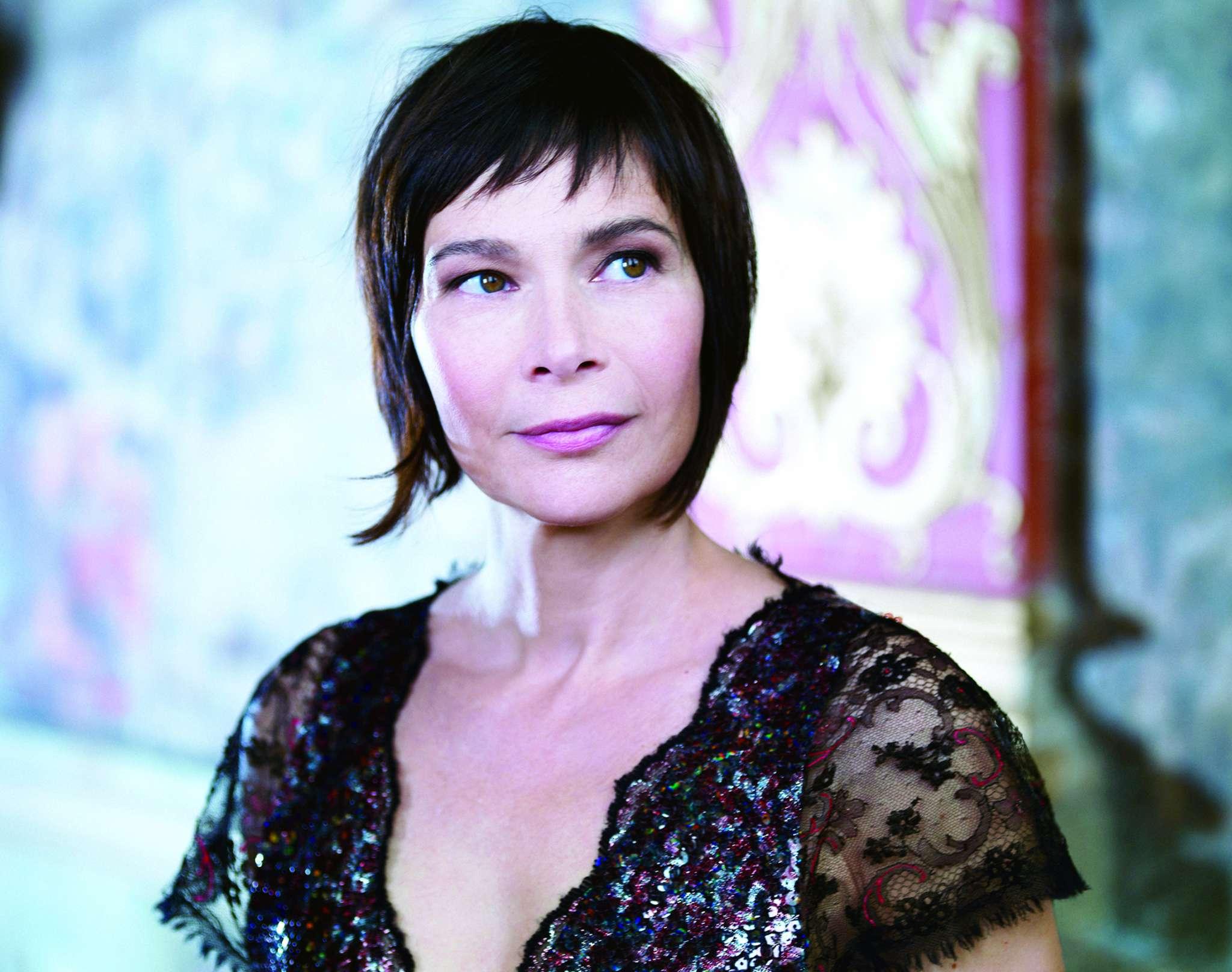 Baroque opera star Sandrine Piau will make a rare U.S. appearance at the Kimmel Center on Feb. 14 for a Philadelphia Chamber Music Society recital.