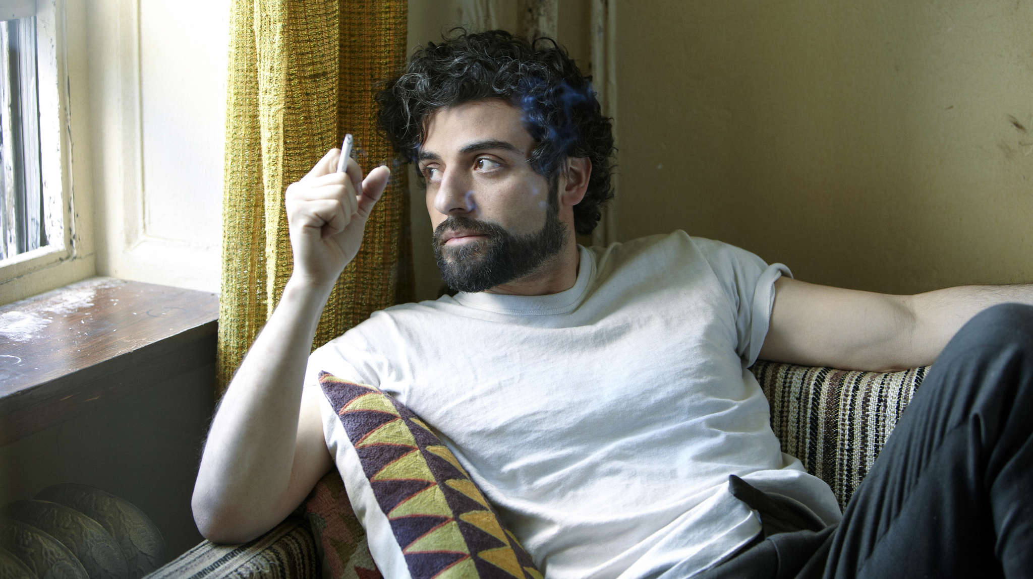 "In ""Inside Llewyn Davis,"" Oscar Isaac´s character is a talented artist who considers mere pop music beneath him."