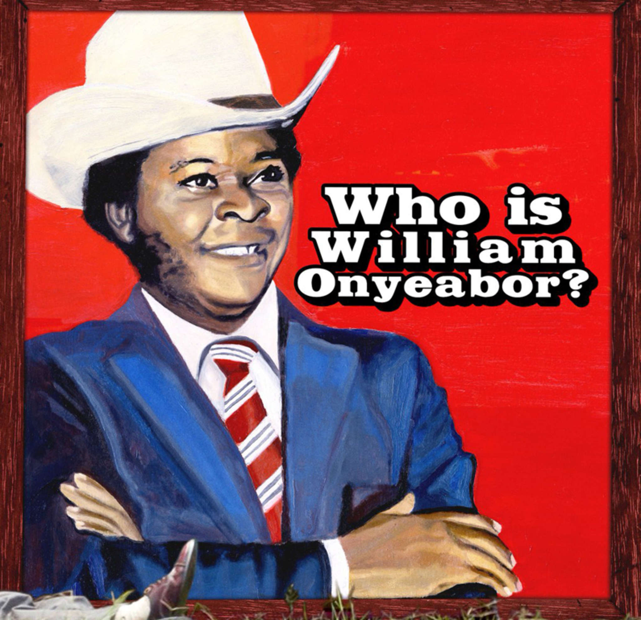 """Who is William Onyeabor?"""