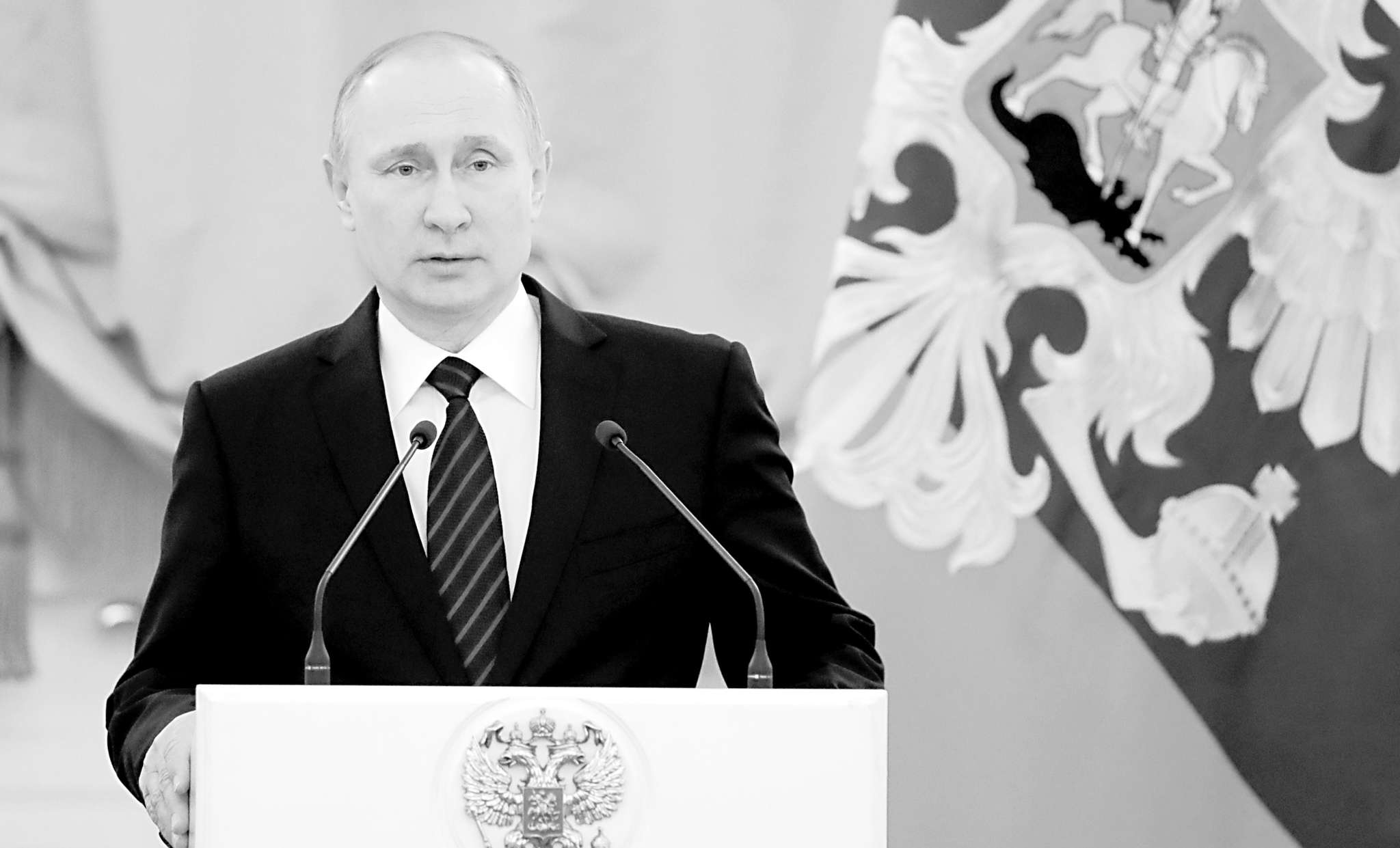 Vladimir Putin keeps winning President Trump´s praise.