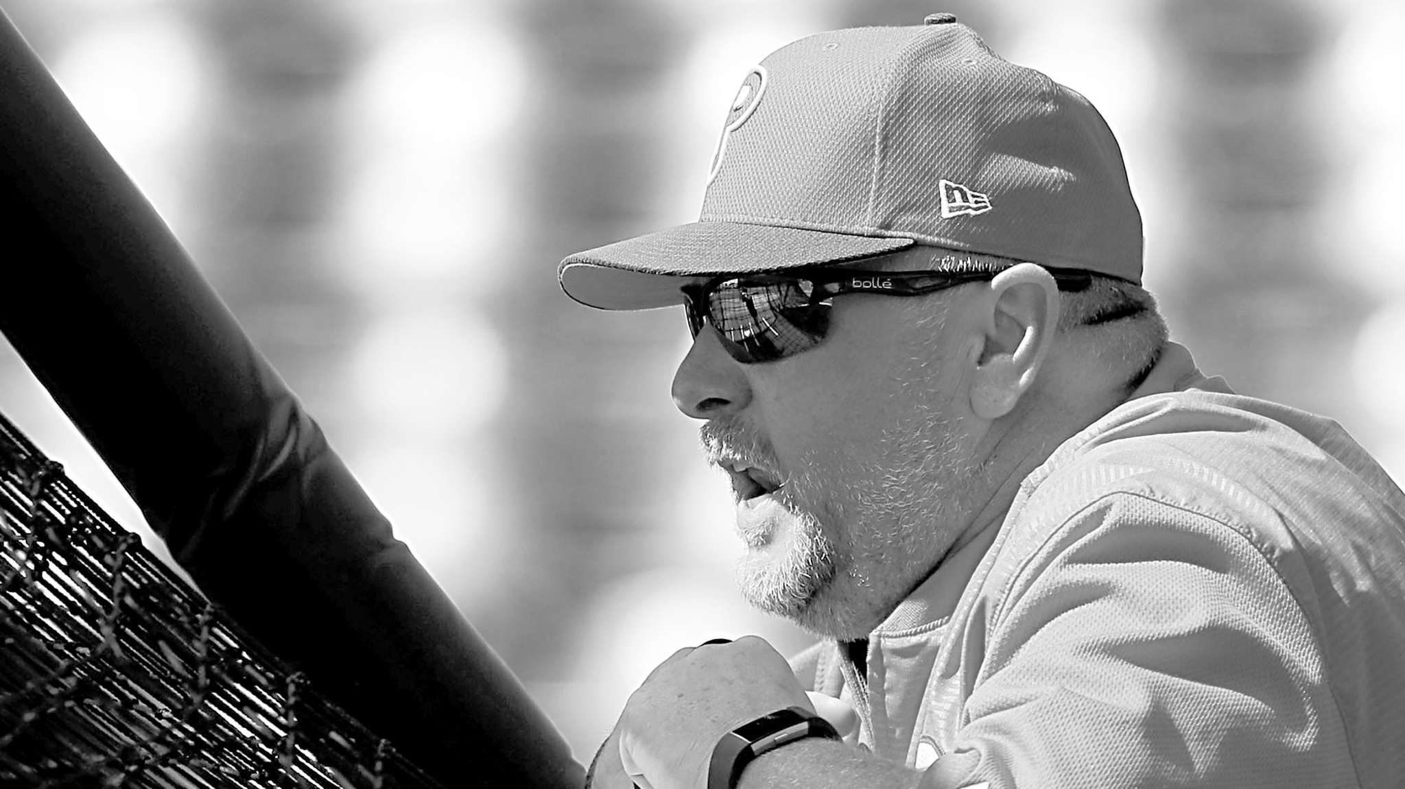 Matt Stairs is the Phillies´ new batting coach. Dusty Wathan and Sal Rende will work with the triple-A prospects.
