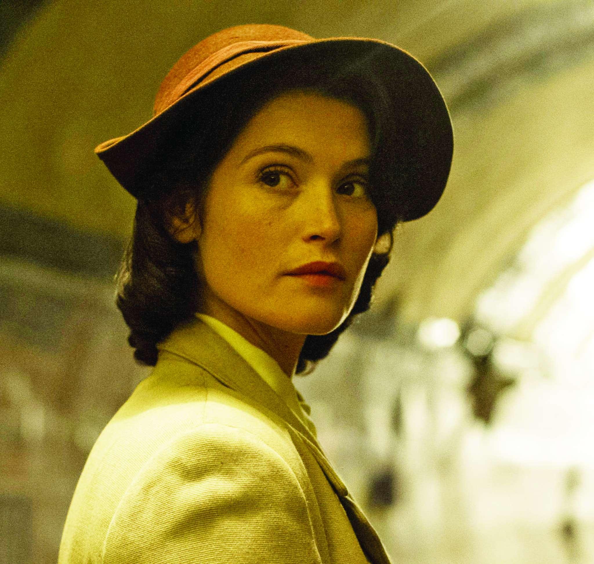 """Gemma Arterton stars in """"Their Finest."""""""