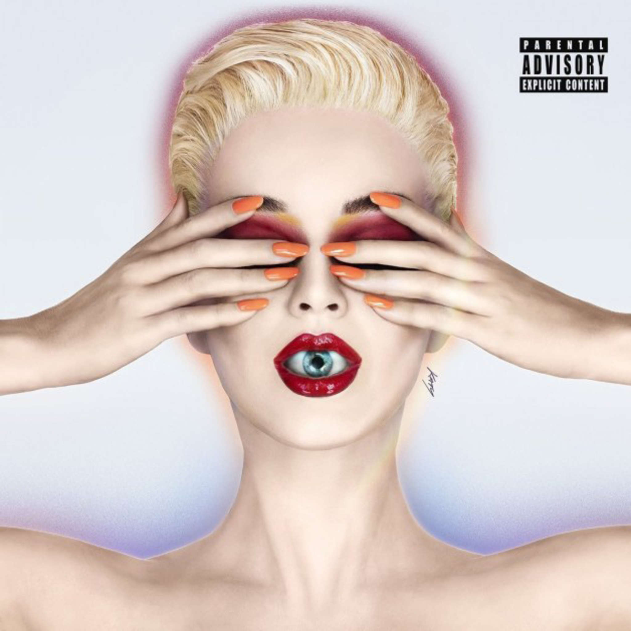 "Katy Perry: ""Witness"""