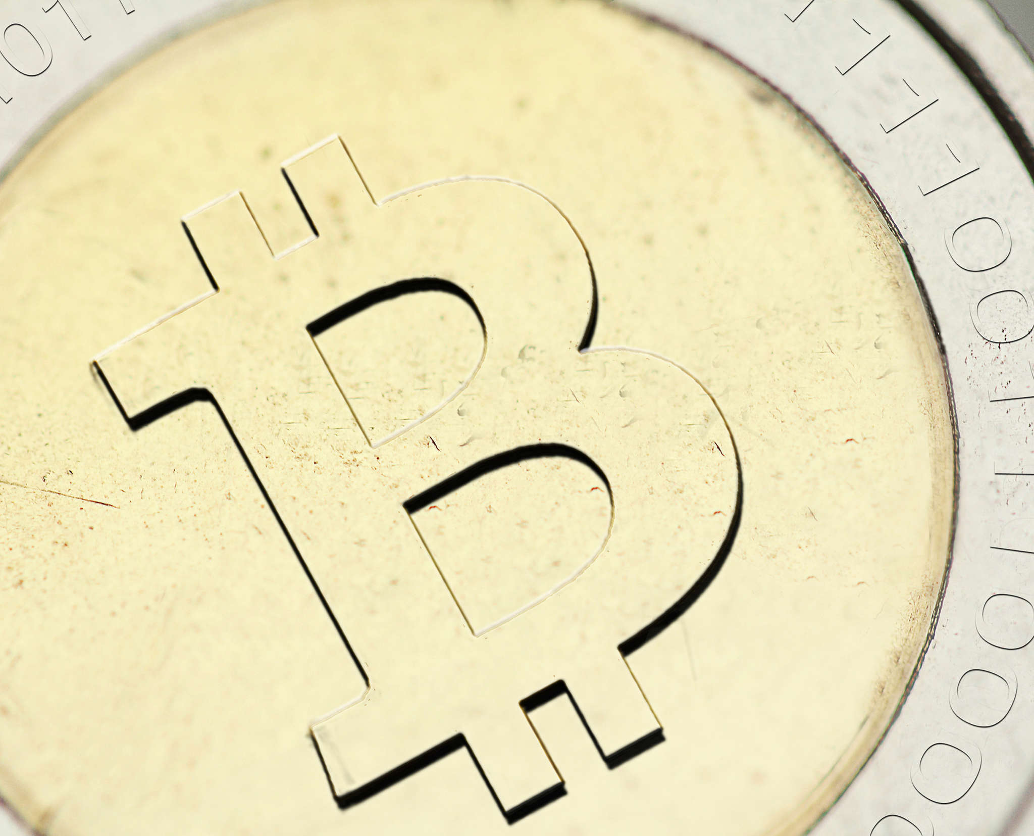 The price of bitcoin has more than tripled in six months.