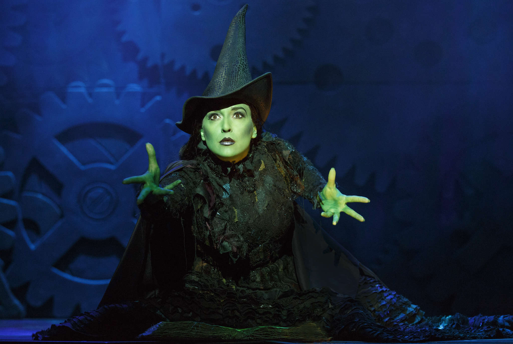 """Wicked"" returns to the Academy of Music on Wednesday, continuing through Aug. 27."