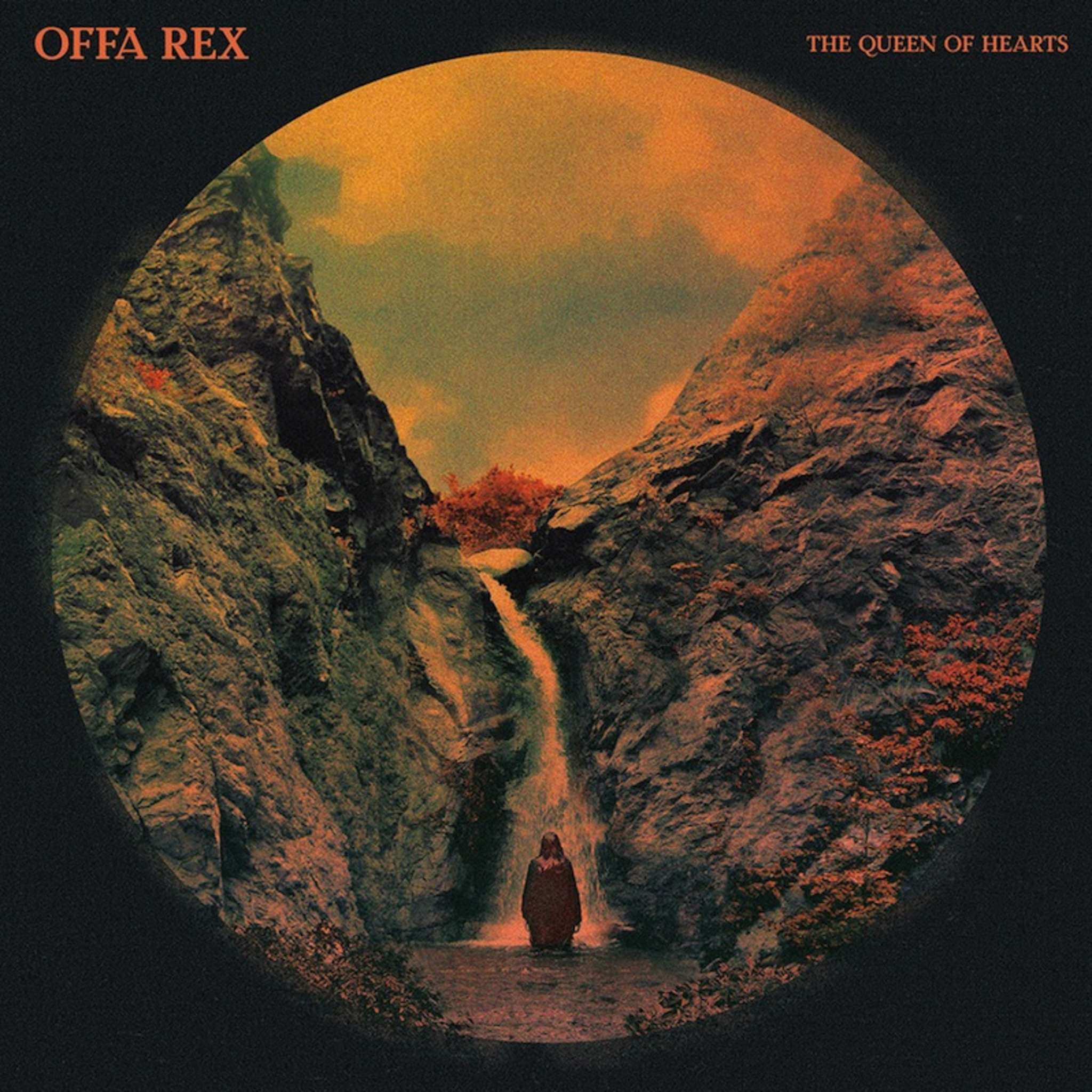 "Offa Rex: ""The Queen of Hearts"""