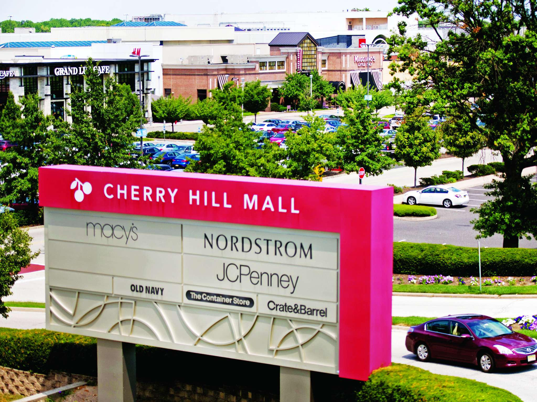 The consumer economy is solid, and places such as the Cherry Hill Mall should benefit.