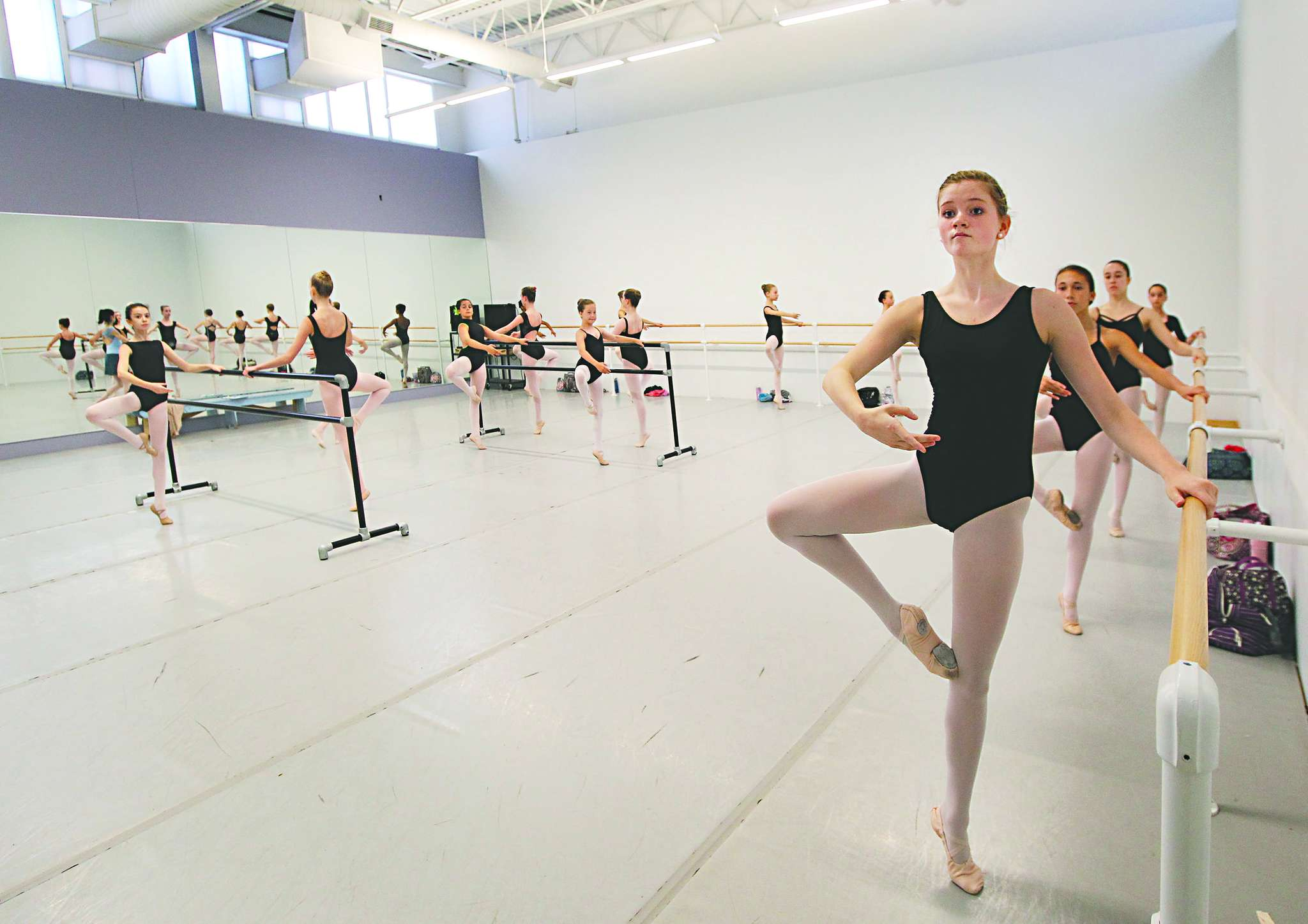 One of Power´s tasks will be overseeing completion of the Pennsylvania Ballet building on North Broad Street.