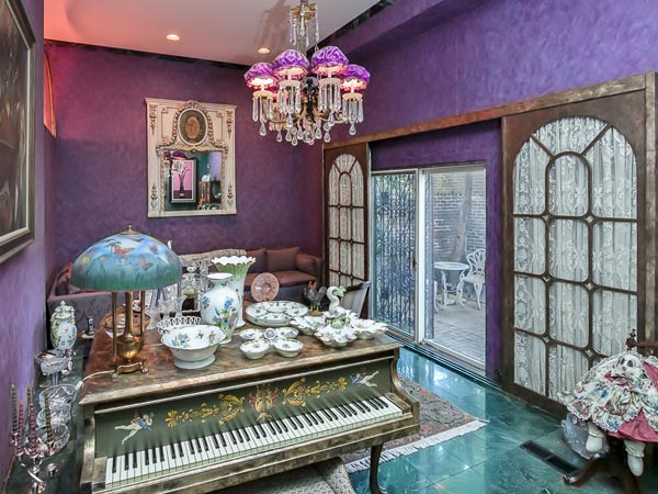 This Delancey Street home is on the market for $1.2 million.