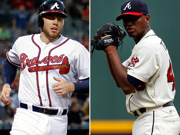 The Braves are in the business of handing out long deals, at the moment.