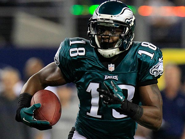 Eagles, WR Jeremy Maclin agree to one-year contract