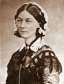 Florence Nightingale had pretty darn good habits.