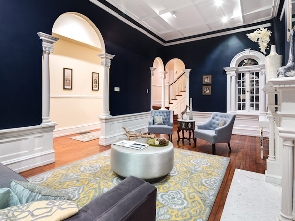 This 3,900-square-foot Fitler Square row home is on the market for $1,479,000.