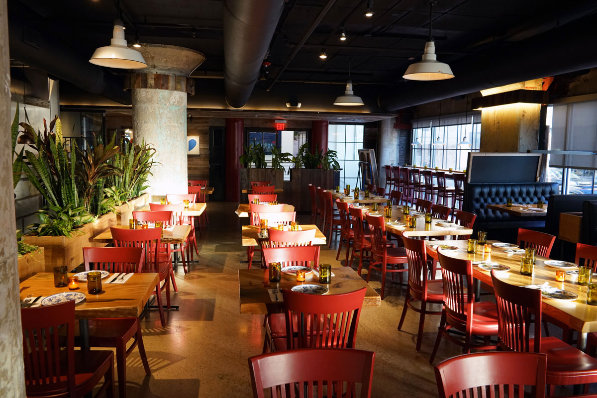 Garces Opens 24 Wood Fired Fare Along Schuylkill Philly