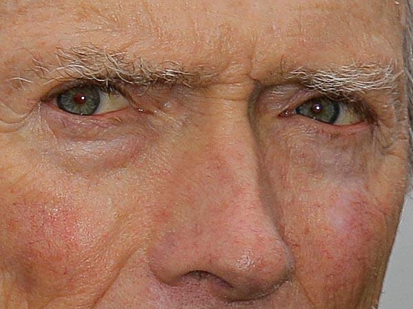 Clint Eastwood Looks Into Pebble Beach Pro Am Directors