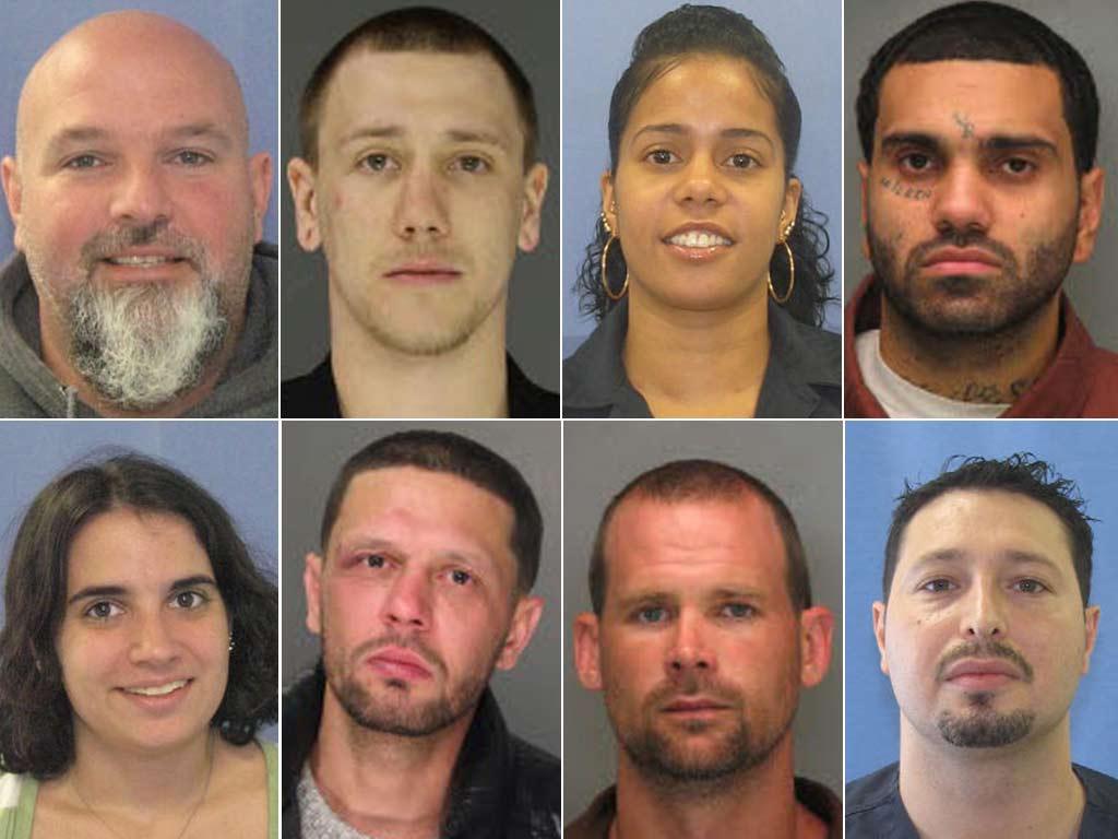 Sex Täter Mugshots in Philadelphia