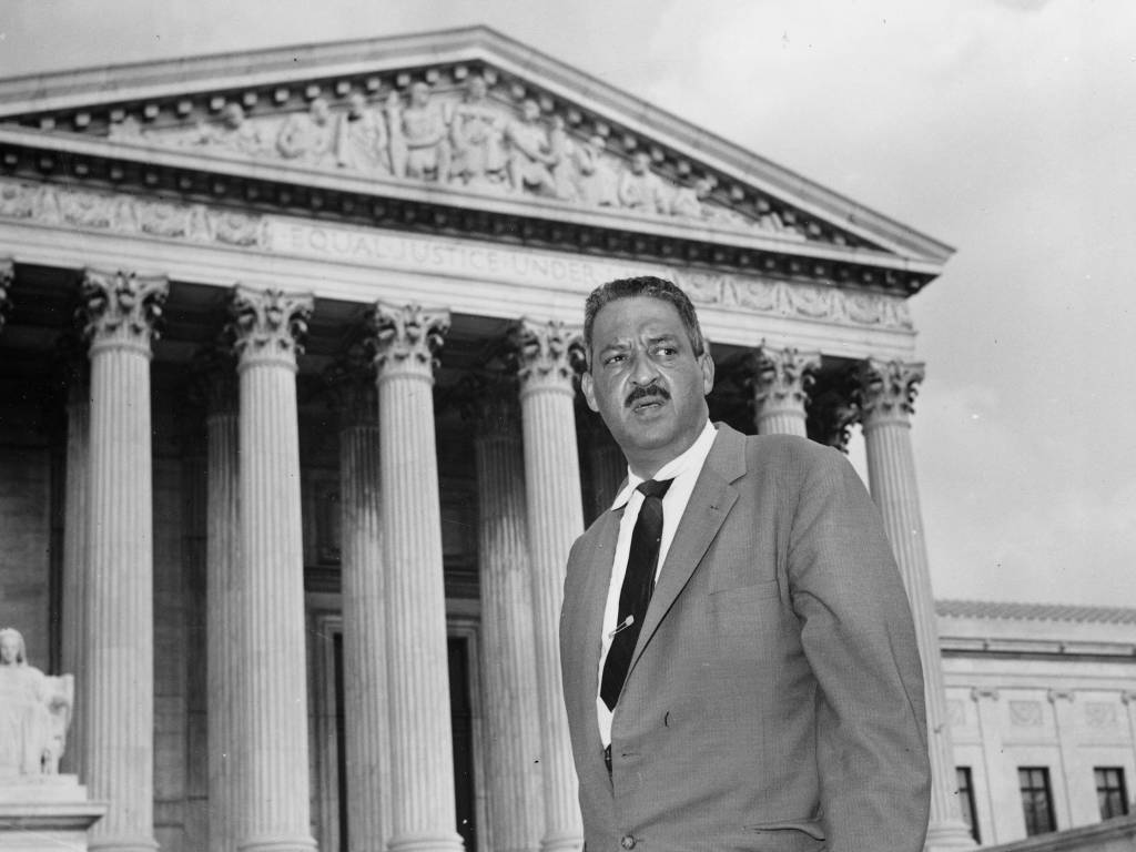 Thurgood Marshall Biography Essay