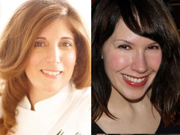 Christina Martin (left), Jennifer Choplin