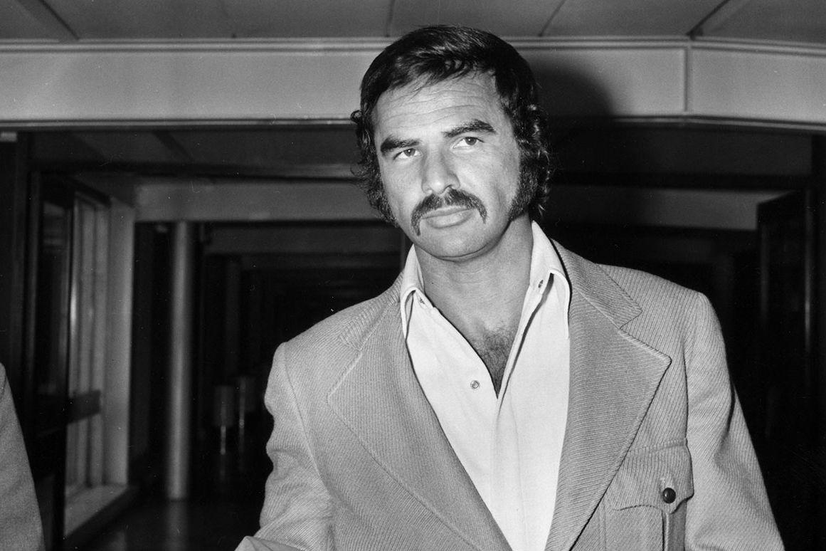 Burt Reynolds, in an undated photo