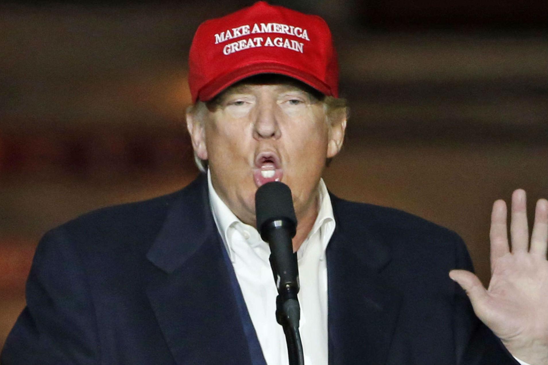 Worldview  No Checks And Balances For Trump