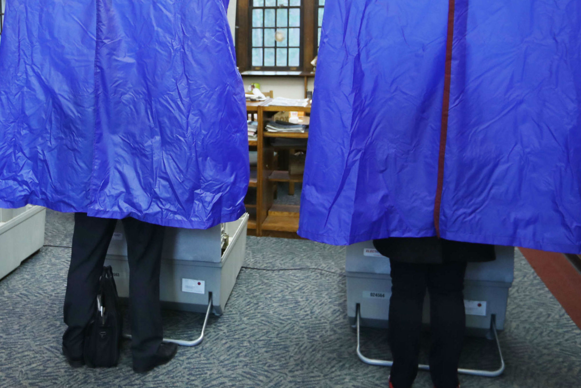 Tuesday is primary election day in Pennsylvania. Polls will be open from 7 a.m. to 8 p.m.