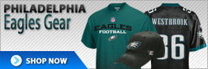 Buy Philadelphia Eagles Gear