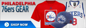 Buy 76ers Gear