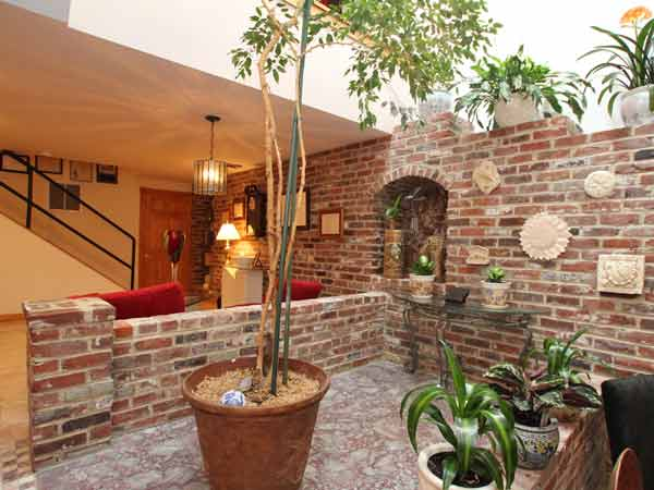 """This Queen Village home known as """"The Dragon"""" is on the market for $1.375 million. (Photo by Jennifer Golden)."""