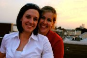 Megan Edwards and Katie MacTurk both graduated from St. Joseph&acute;s University in 2009.<br />