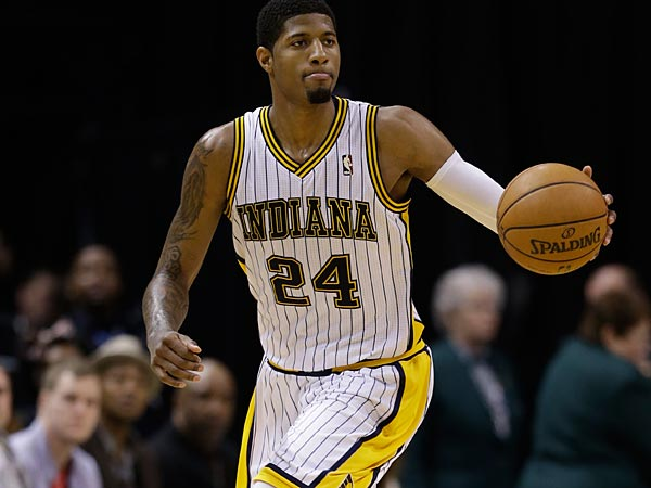 Indiana Pacers´ Paul George. (Darron Cummings/AP)