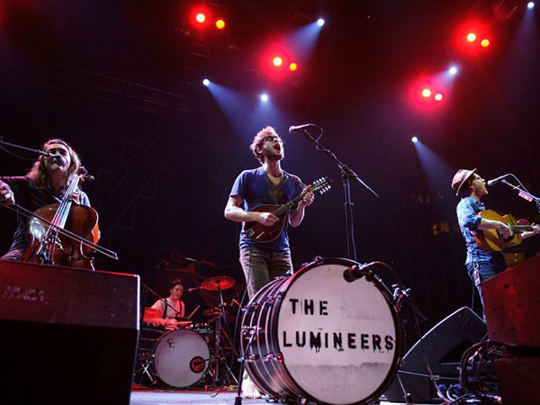 The Lumineers will play the Xponential Music Festival