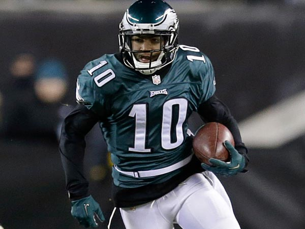 DeSean Jackson could be tough to replace. (AP Photo/Julio Cortez)