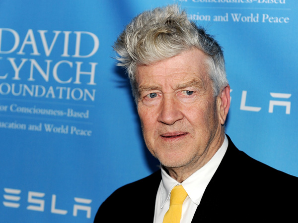 Director David Lynch arrives at the David Lynch Foundation Gala Honoring Rick Rubin at the Beverly Wilshire Hotel on February 27, 2014 in Beverly Hills, California.  (Photo by Kevin Winter/Getty Images)
