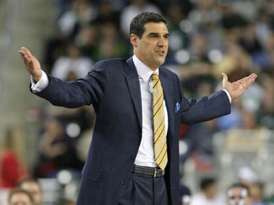The Sixers have reached out to Villanova coach Jay Wright. (Yong Kim / File photo)