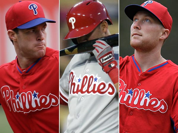 Of all their needs, the Phillies´ lack of stability at third is the most nightly.