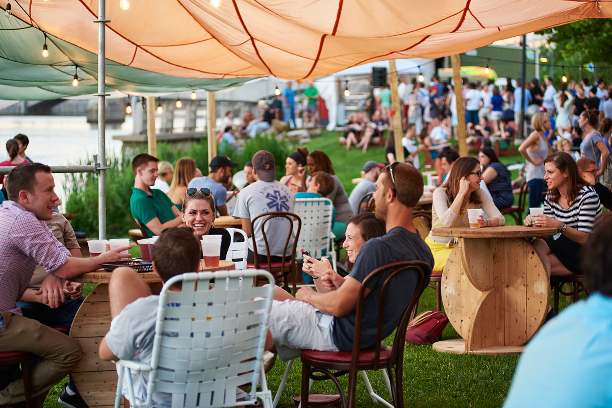 Parks On Tap The Pop Up Beer Garden Series Returning Even Bigger In 2017 Philly
