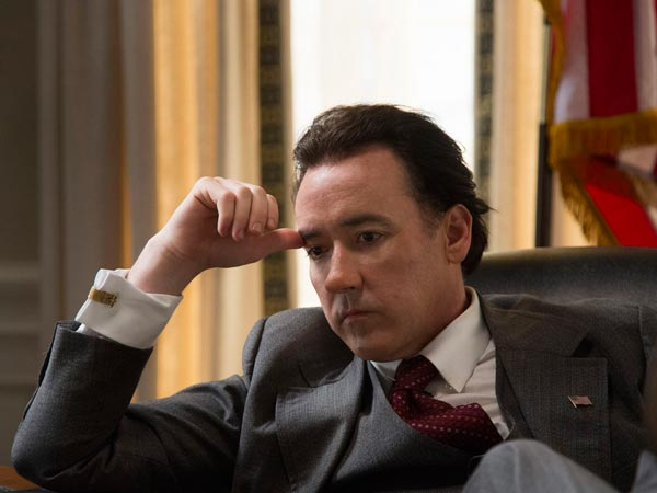 JOHN CUSACK stars as President Nixon in LEE DANIELS&acute; THE BUTLER.<br />Photo: Anne Marie Fox (The Weinstein Company)