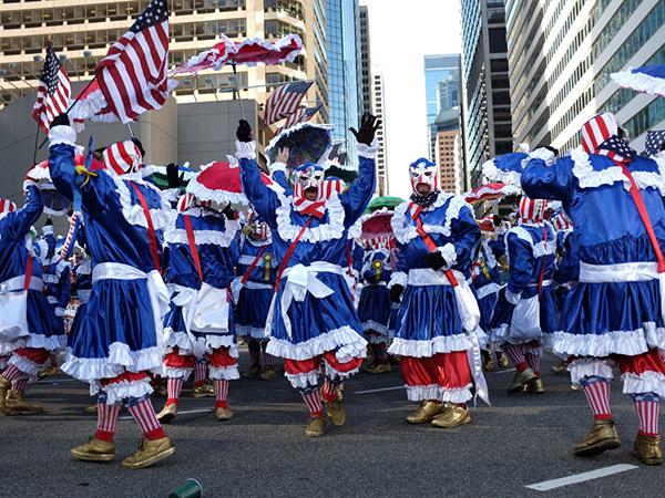The Mummers Parade 2017 — Visit Philadelphia — visitphilly.com