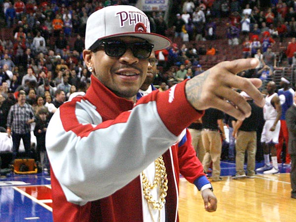 Allen Iverson is set to formally announce his retirement from the NBA. (H. Rumph Jr/AP file photo)