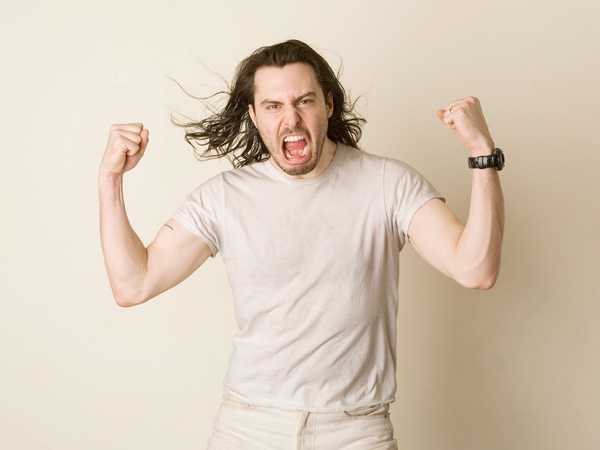 Andrew W.K. (Photo by Roberto Chamorro)