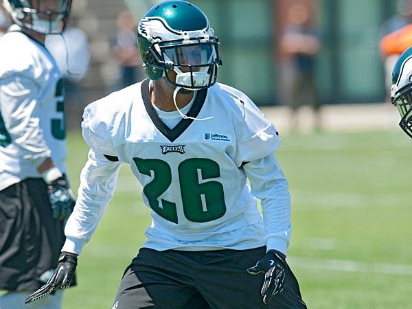Philadelphia Eagles cornerback Cary Williams.  (Clem Murray/Staff Photographer)