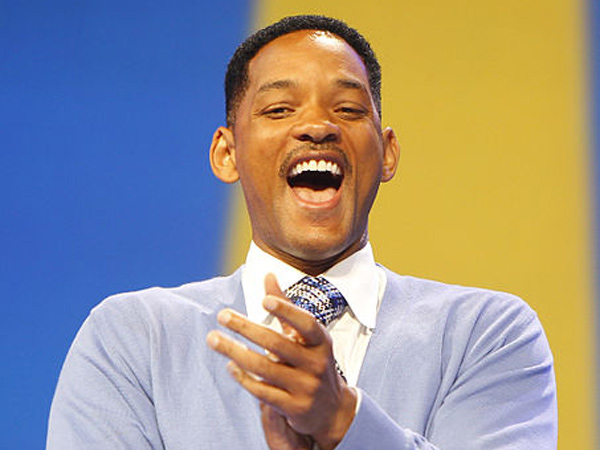 Will Smith (Men in Black, I Am Legend): A native of West Philadelphia and a graduate of Overbrook High School, Will Smith became famous for his starring role on The Fresh Prince of Bel-Air and later went on to star in feature films like Men in Black, The Pursuit of Happyness, and Hitch. (Wikimedia Commons)