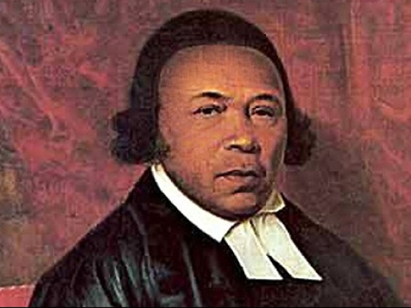Absalom Jones, abolitionist and clergyman, founded the African Episcopal Church of St. Thomas and became the first African-American priest. (Wikimedia Commons)