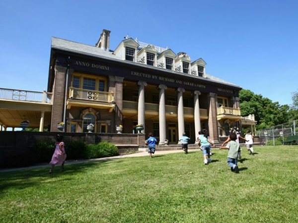 The Smith Memorial Playhouse and Playground in East Fairmount Park has been a favorite spot for local children since 1899. (www.visitphilly.com
