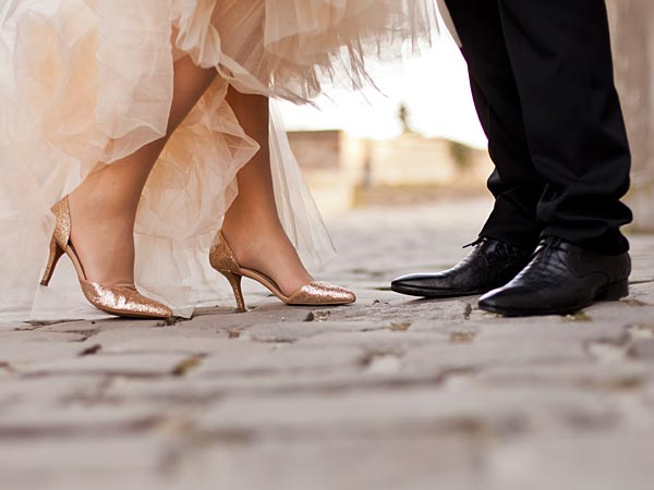 Philadelphia´s first-ever NotWedding, a staged wedding, takes place tonight. (iStock photo)